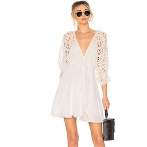 NWT- Free People Bella Note Sundress